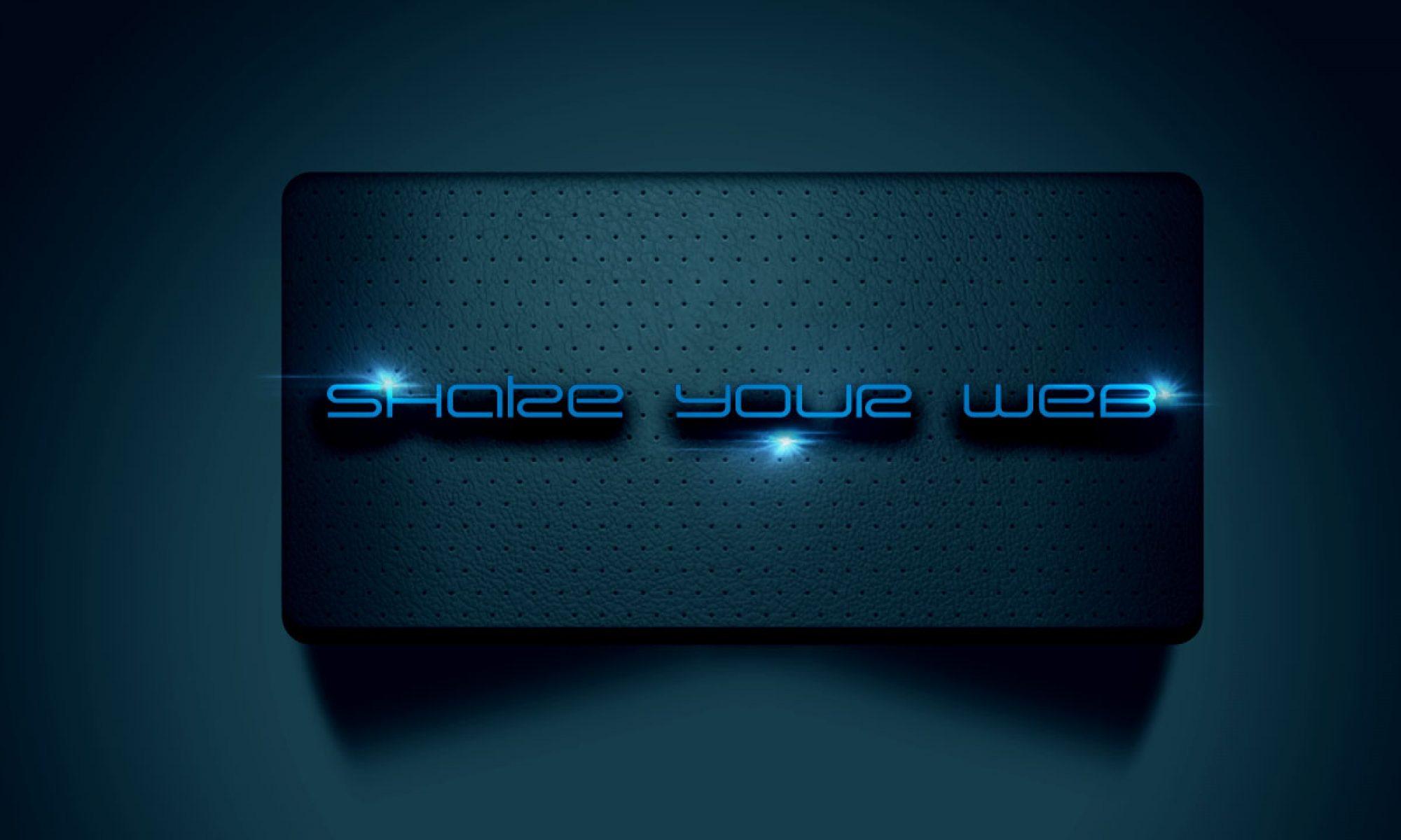Shake your Web